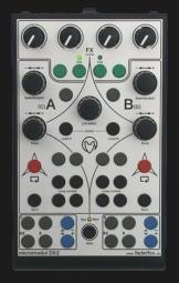 faderfox-dx2 dj midi controller